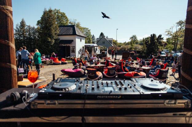 Suverütmid Veski aias I DJ Peeter Kukk I 03.07